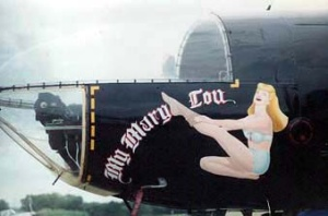 Nose of a B-24