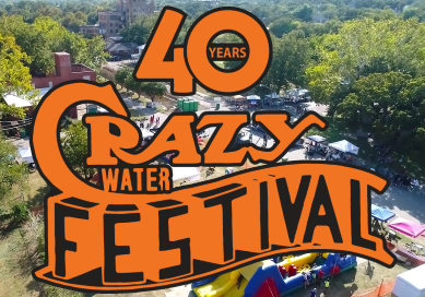 39th Crazy Water Festival